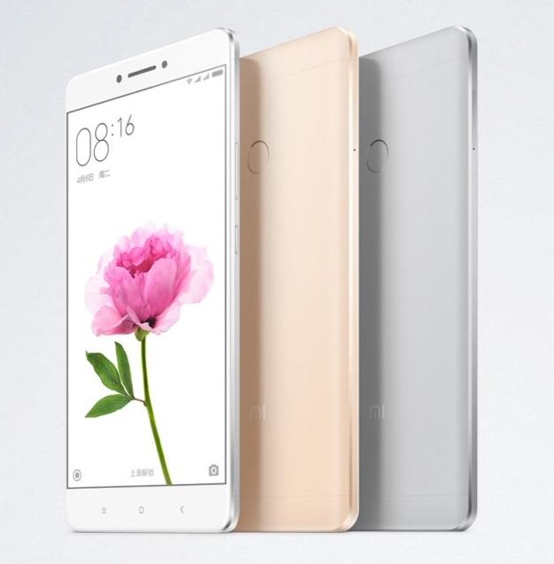 Mi Max- nowy phablet Xiaomi