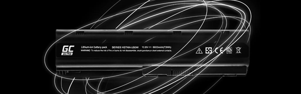 baterie ultra, baterie ultra green cell, baterie ultra do laptopa