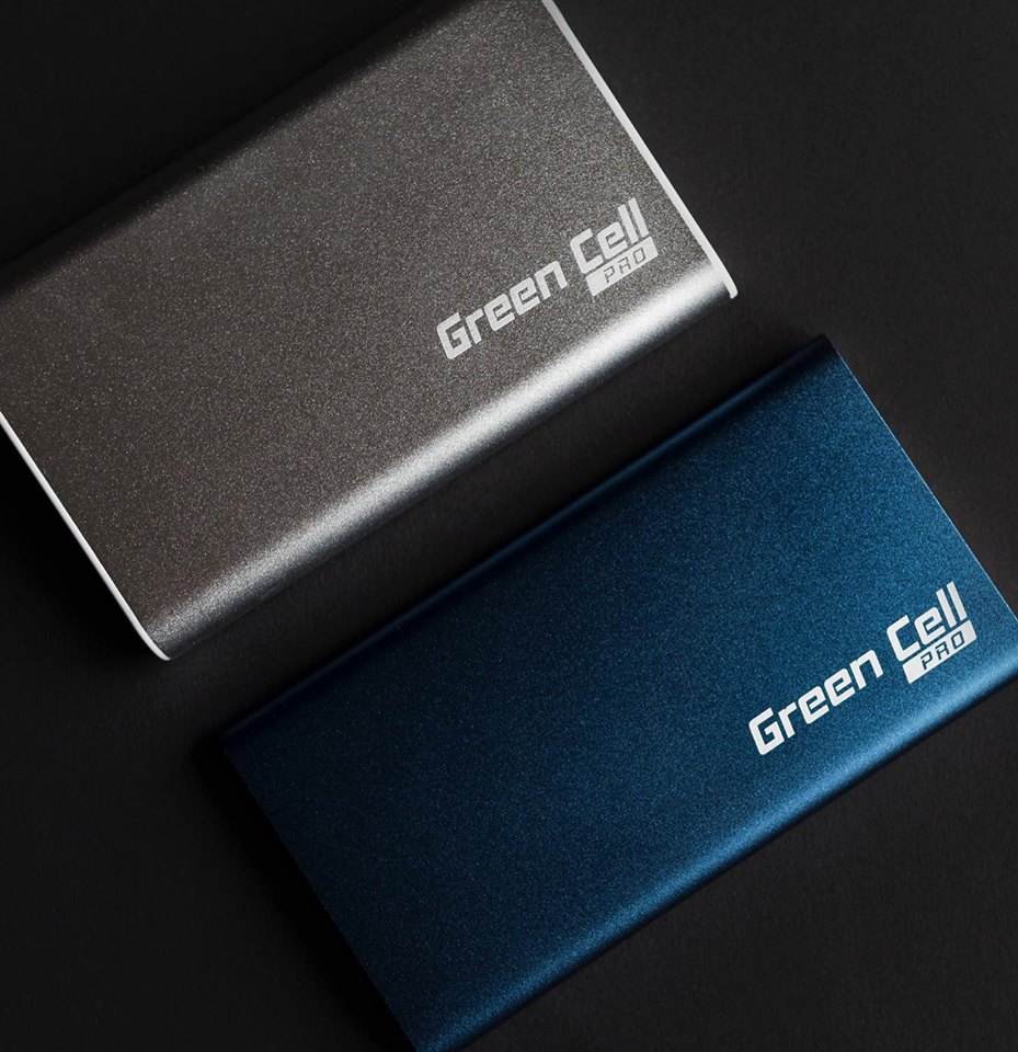 Power Bank Green Cell