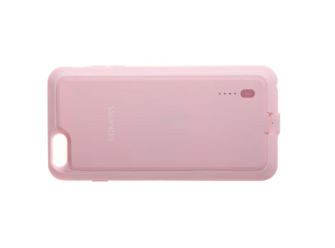 romoss encase pink