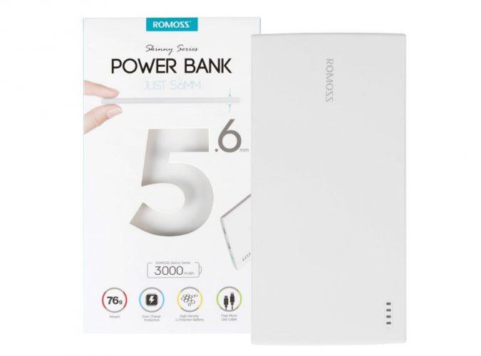 powerbank-romoss-skinny-3000mah