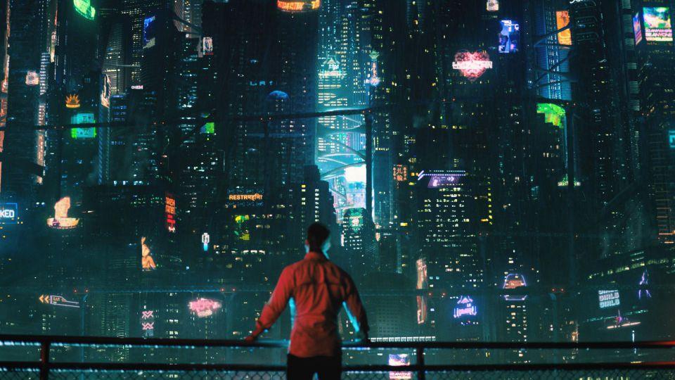 Kadr zserialu Altered Carbon, blog świat baterii, wirtualna rzeczywistość