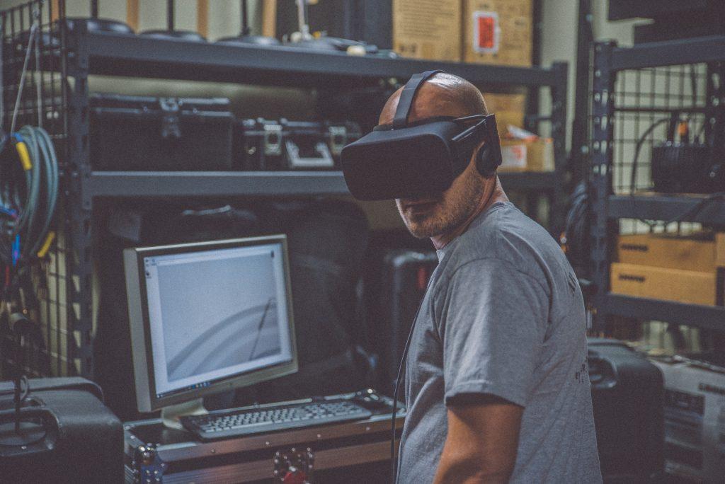 Wirtualna rzeczywistość, gogle doVR, google VR, blog świat baterii