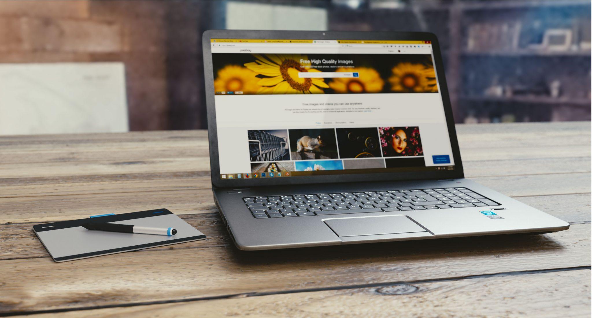 matryca do laptopa