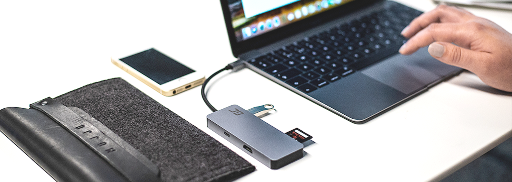 Stacja dokująca USB-C Green Cell – nigdy więcej brakujących portów w laptopie
