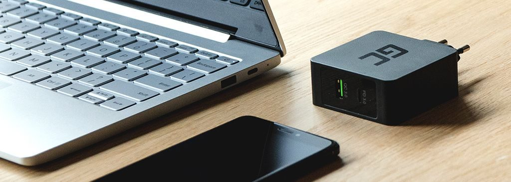 ladowarka usb-c power delivery quick charge