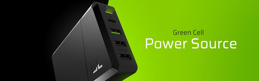 Green Cell GC Power Source – zastąp kilka ładowarek jedną