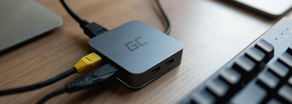 Jak usprawnić swoją codzienną pracę z adapterem USB-C