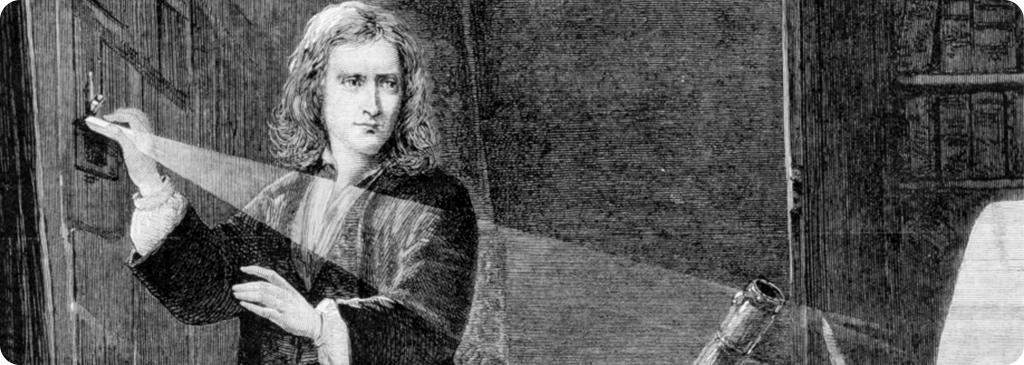Izaak Newton i rewolucja newtonowska