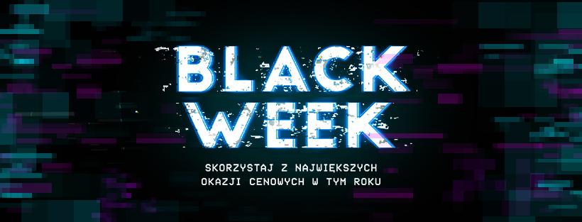 Black Week – najlepsze okazje cenowe w roku!