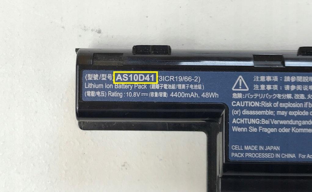 bateria acer