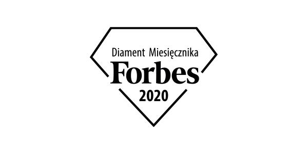 Diament Miesięcznika Forbes Green Cell