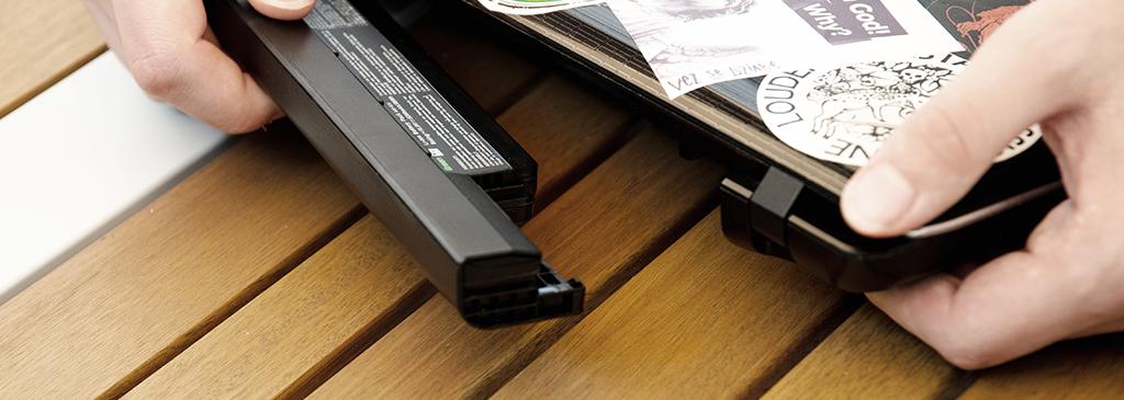 Dlaczego bateria w laptopie się nie ładuje?