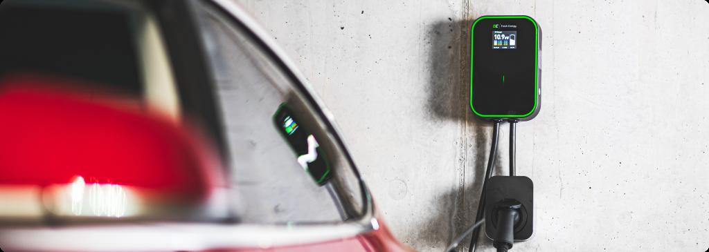 Jak ładować samochód elektryczny we własnym garażu?