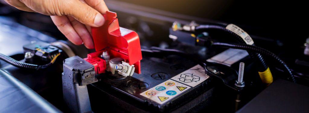 baterie dosamochodu elektrycznego