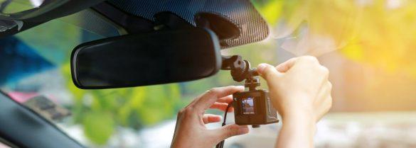 gadżety do samochodu: videorejestrator