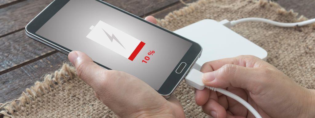oszczędzanie baterii wiphonie