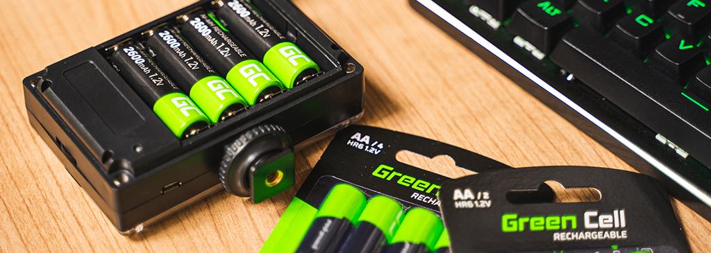 Akumulatorki AA i AAA jako alternatywa dla zwykłych baterii. Co warto wiedzieć?