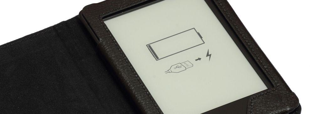 kindle - wymiana baterii