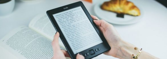 czytnik Kindle - wymiana baterii