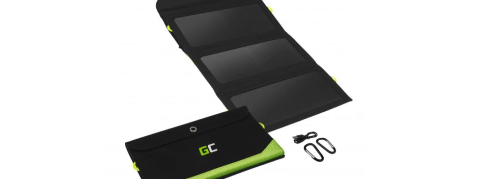 ładowarka solarna green cell