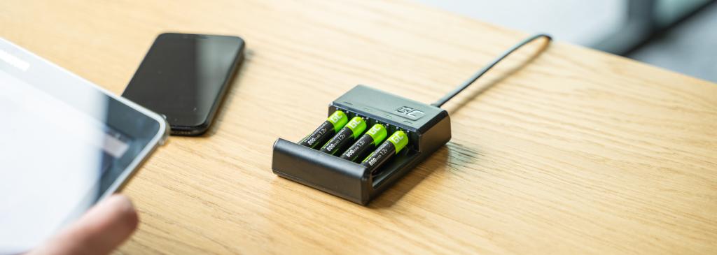 baterie wielokrotnego użytku