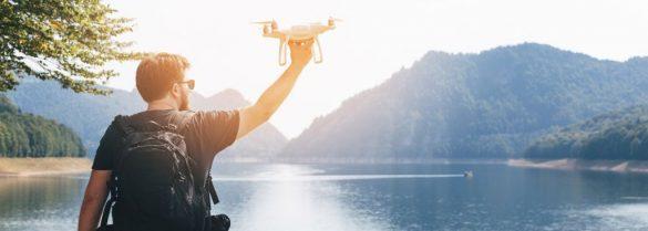 Jak dbać o drona
