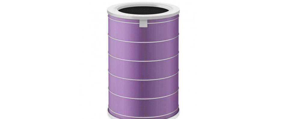 filtr xiaomi fioletowy