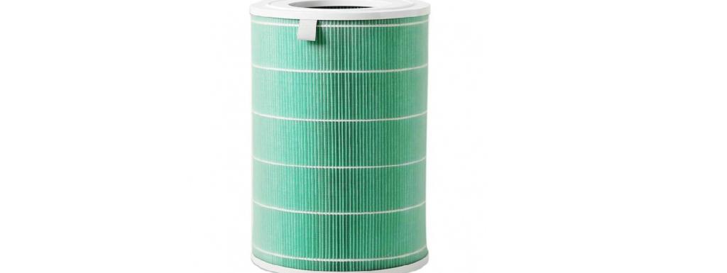 filtr zielony