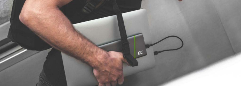 powerbank doładowania laptopa
