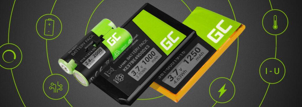 baterie donawigacji