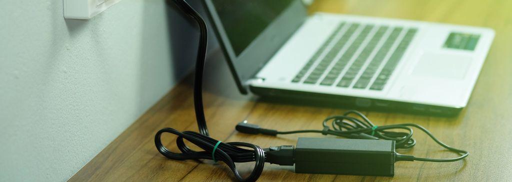 laptop iładowarka
