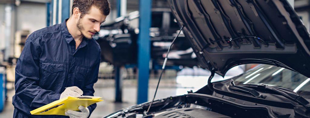 serwisowanie samochodu elektrycznego