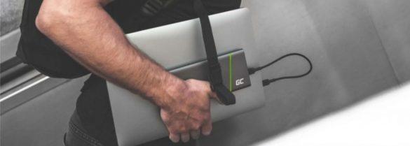 sposoby na ładowanie laptopa laptop ładowany przez powerbank