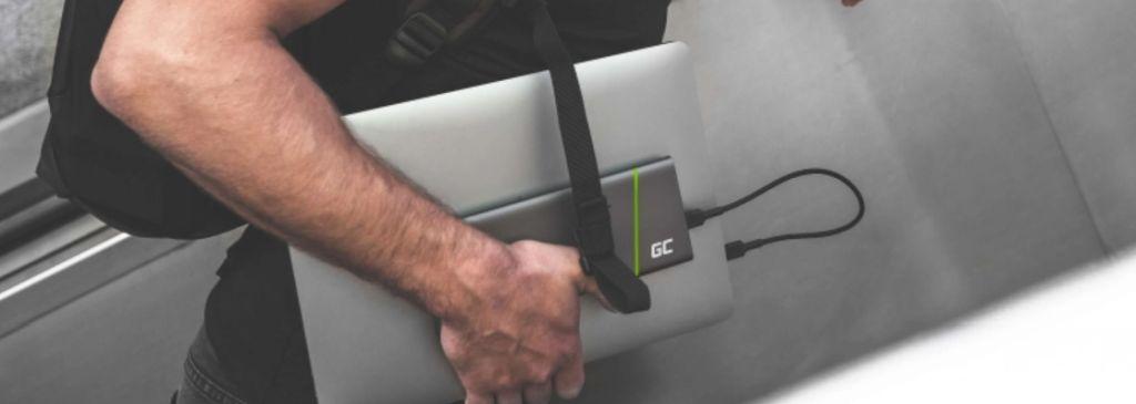 Na co zwrócić uwagę, wybierając powerbank do laptopa?